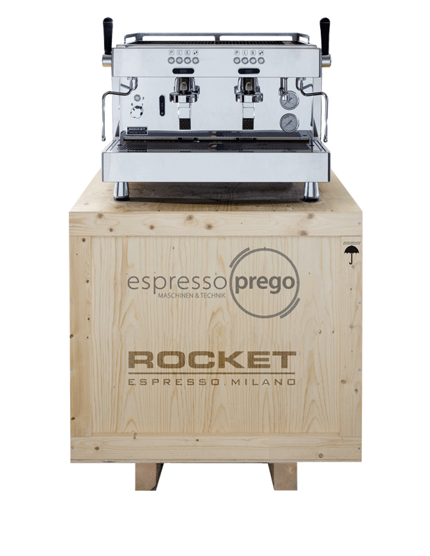 rocket espresso r8r8v